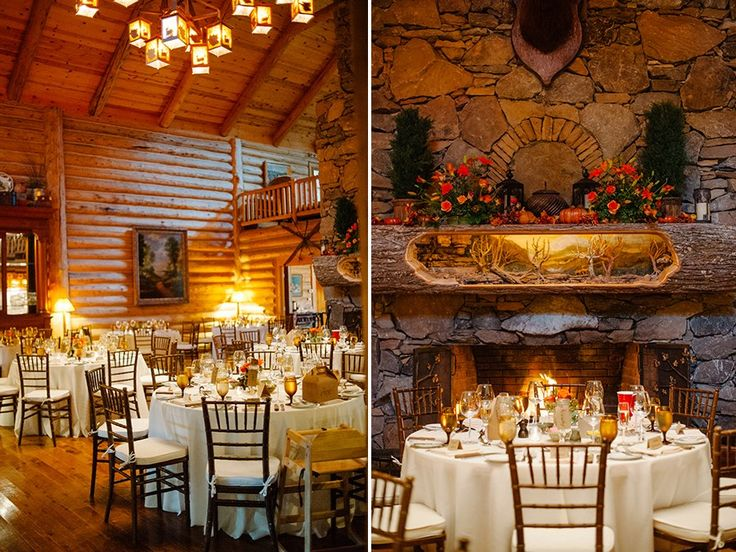 Fall Wedding at Dancing Bear Lodge | photo by http://dixiepixelphoto.com | see more http://www.thebridelink.com/blog/2013/03/21/knoxville-wedding-videographers/