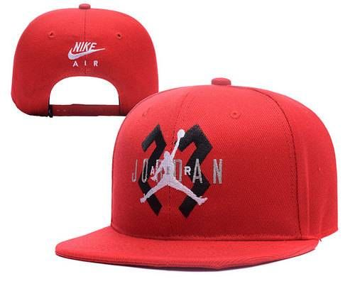 c8ee290fcbe Air Jordan 23 Nike Snapback Hats Red