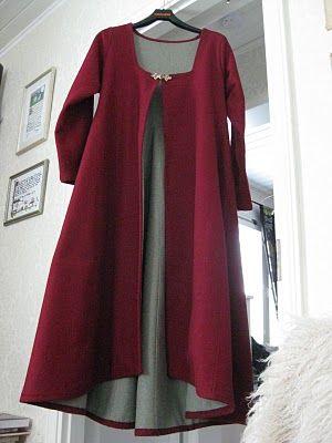 Lovely Viking coat.