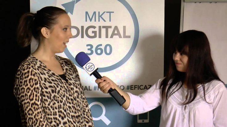 Testemunho de Marisa Pinho sobre O Master Marketing Digital 360! Saiba mais em: http://www.marketingdigital360.net/