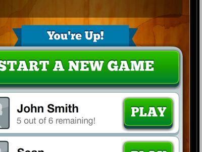 Dribbble - Lobby Game UI, January by John Flynn