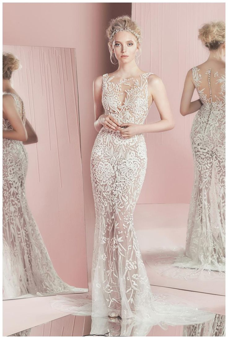 15 best Zuhair Murad Spring Summer 2016 Bridal Collection images on ...