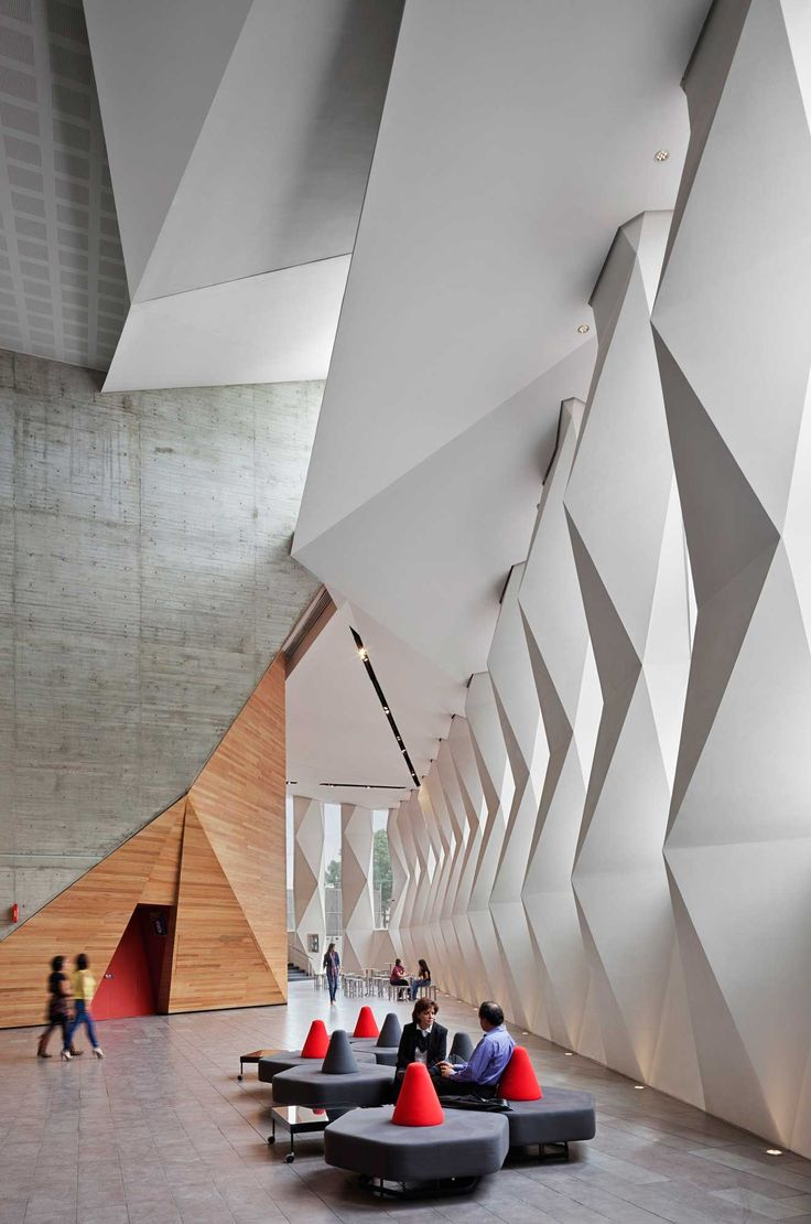 Roberto Cantoral Cultural Center by Broissin Architects | Yellowtrace