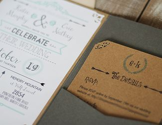 Wedding Invitation Templates (That Are Cute And Easy to Make!) - The Knot