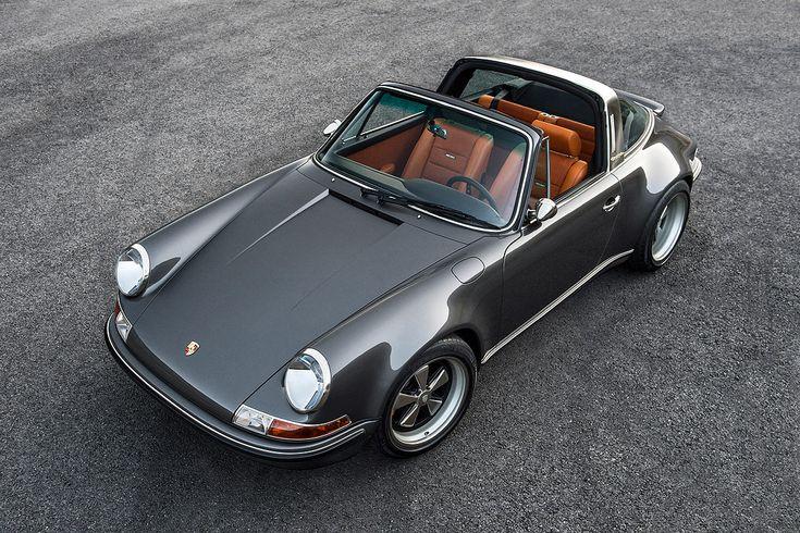 Neu aufgebaut: Singer Porsche 911 Targa von 1990 - Bilder - autobild.de