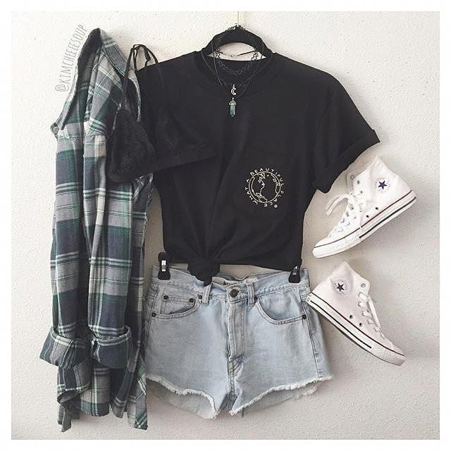 1eb5243d7dc 27 Hipster School Outfits For Those Sunny Days  teenfashionforschool - -   SchoolOutfits