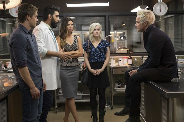 'iZombie' Interview: EP Diane Ruggiero-Wright on Clive Knowing, Father/Daughter Brains and More