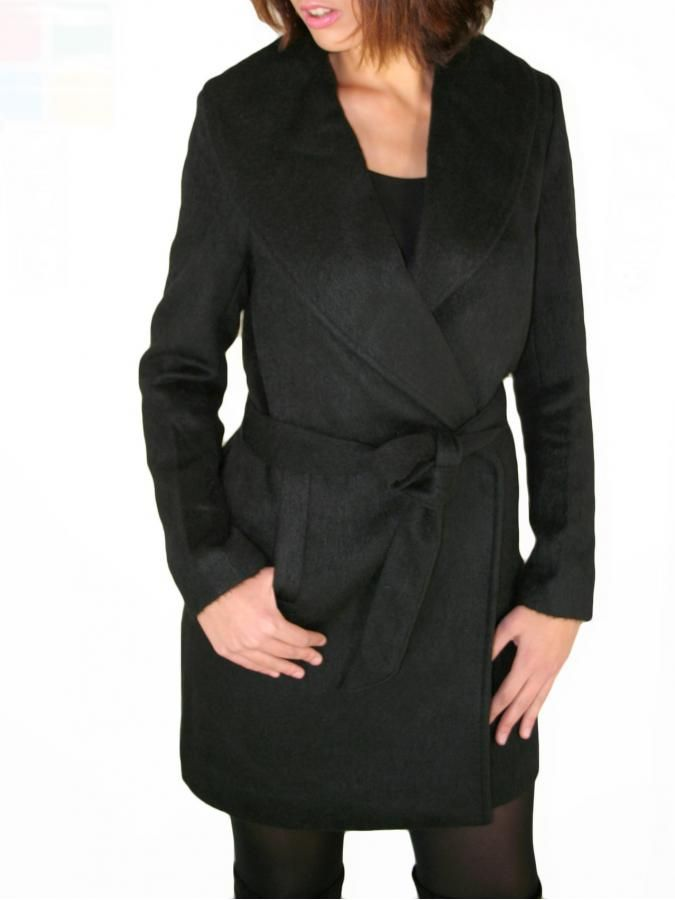 BSB Κρουαζέ παλτό, ιδιαίτερο ύφασμα