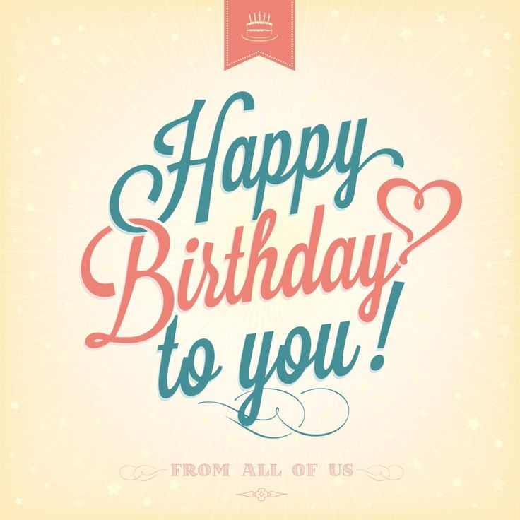 Best 25 Printable happy birthday cards ideas – Birthday Greeting Pictures Free