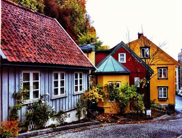 Oslo, Norway. Photo: Trude Remme –Damstredet