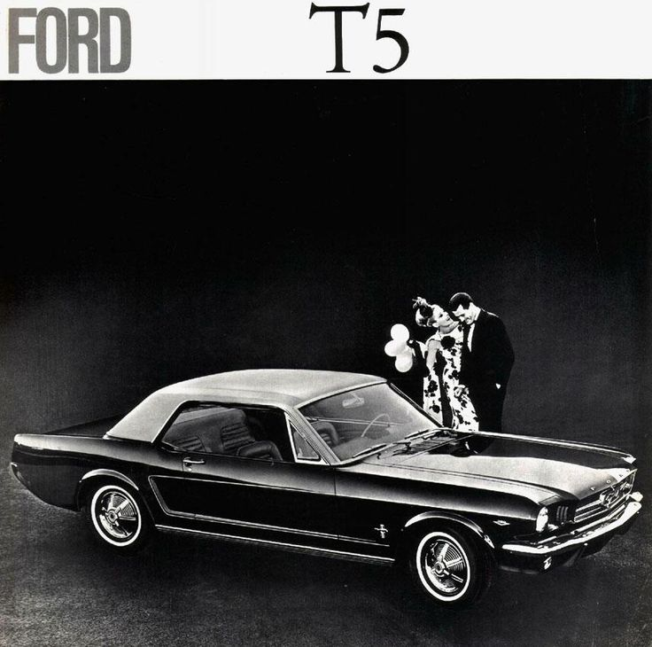 See more about the T5 including the 1965 T5 brochure printed in German. & 132 best Mustang images on Pinterest | Ford mustangs Vintage ... markmcfarlin.com