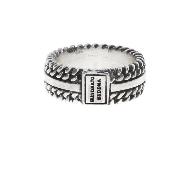 Buddha to Buddha Ring Chain Texture