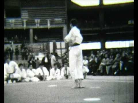 Nakayama, Shirai and Others: Demos and Competition 1968 (full clip)