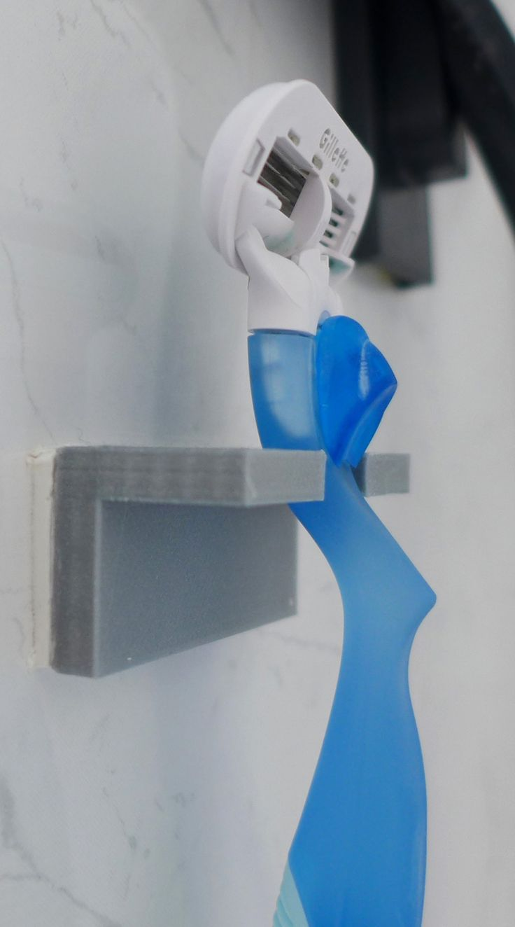 No drill bathroom accessories - Find This Pin And More On Bathroom Diy Ideas No Drills Required