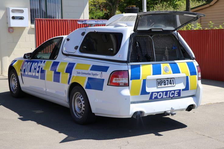 https://flic.kr/p/21oKZRA | HPB 741 | 2014 Holden Commodore VF Evoke. This is a dog handler vehicle based in Timaru.
