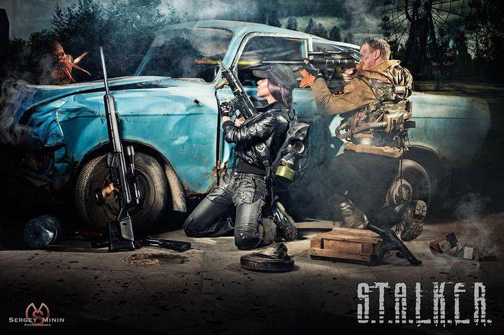S.T.A.L.K.E.R. by Sergey Minin on 500px