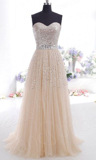 Mother of the Bride Dress.....this would be perfect if it was tea length and add a small jacket in the same color!