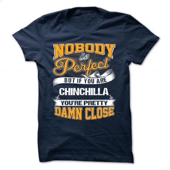 CHINCHILLA - #polo shirt #cute t shirts. ORDER NOW =>…