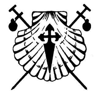 The Camino de Santiago de Compostela, also known in English as The Way of St James,