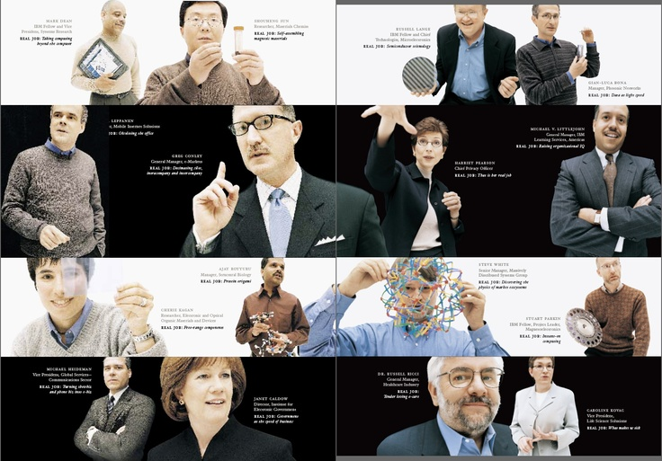 IBM annual report 2000