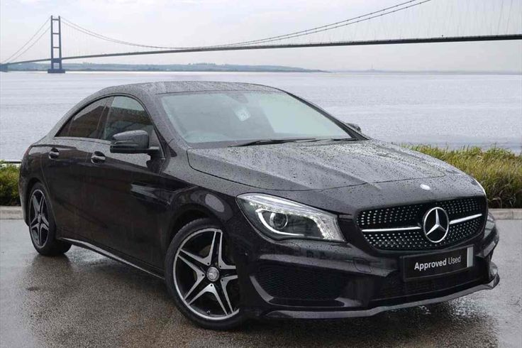 Mercedes-Benz CLA Class Diesel CLA 220 CDI AMG Sport 4dr Tip Auto for Sale at Mercedes-Benz of Hull (Ref: 238688)