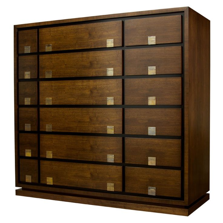 18 Drawer Chest of Drawers by Anton Gerner - bespoke contemporary furniture melbourne