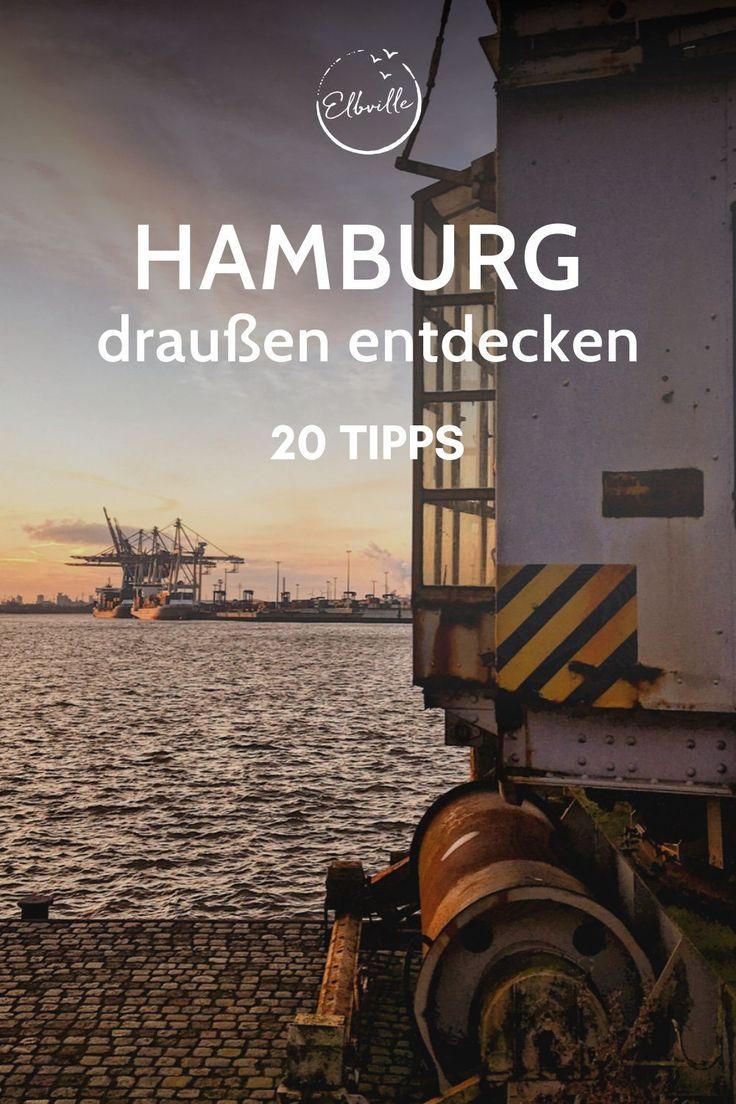 Was tun in Corona Zeiten? 20 Tipps für Hamburg: Masken auf ...