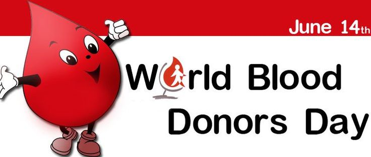 World Blood Donor Day wishes from Riya Education