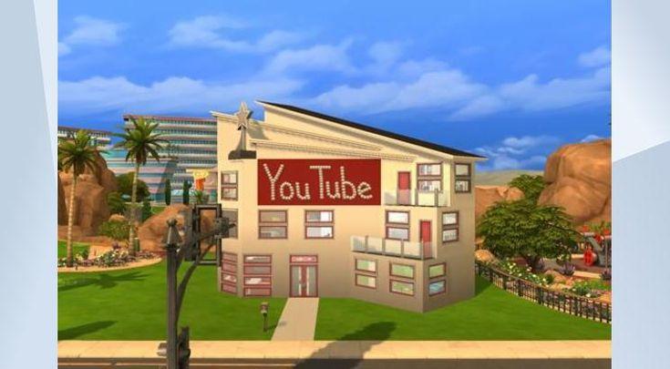 Prohlédněte si tento pozemek v Galerii The Sims 4! - Ahoj Jirko, v tvém posledním díle simíků jsi se zmínil, že by jsi chtěl youtubery přestěhovat, tak jsem pro ně postavila tohle sídlo. Doufám, že jestli ho uvidíš, tak se ti bude líbit. #jirkahraje #jirkakral