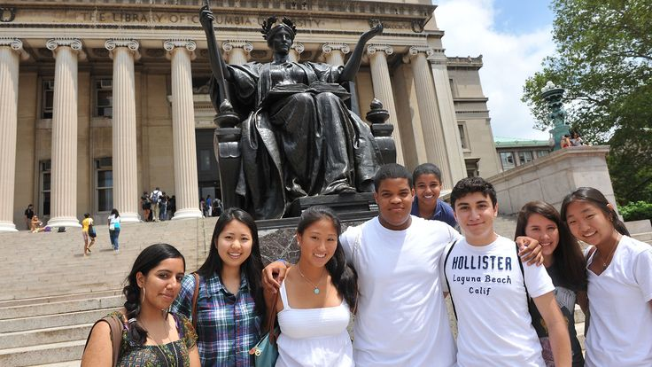 Columbia University Summer High School Programs. Columbia University's Summer Program for High School Students offers highly motivated stude...
