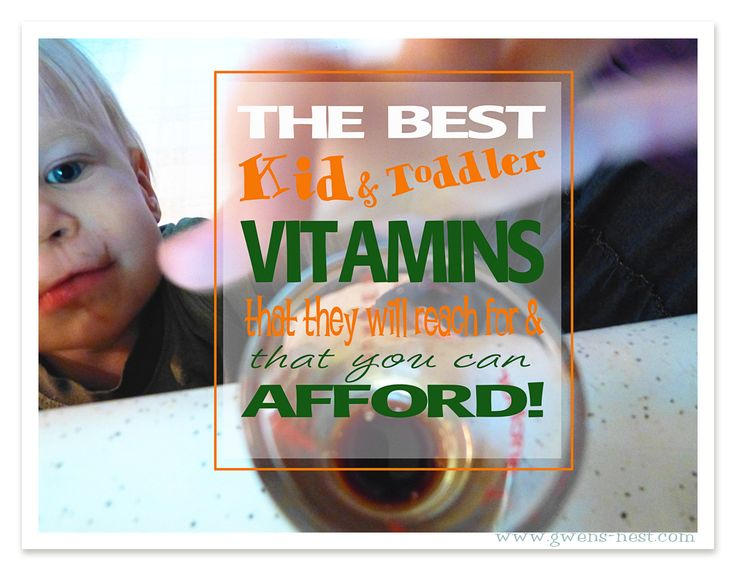 best vitamins for children vitamins - I've been wondering what to give my kiddo!  An excellent blog post of what vitamins to buy.