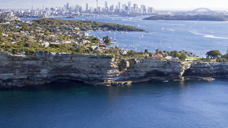 South Head & Sydney Harbour National Park, Sydney, NSW.