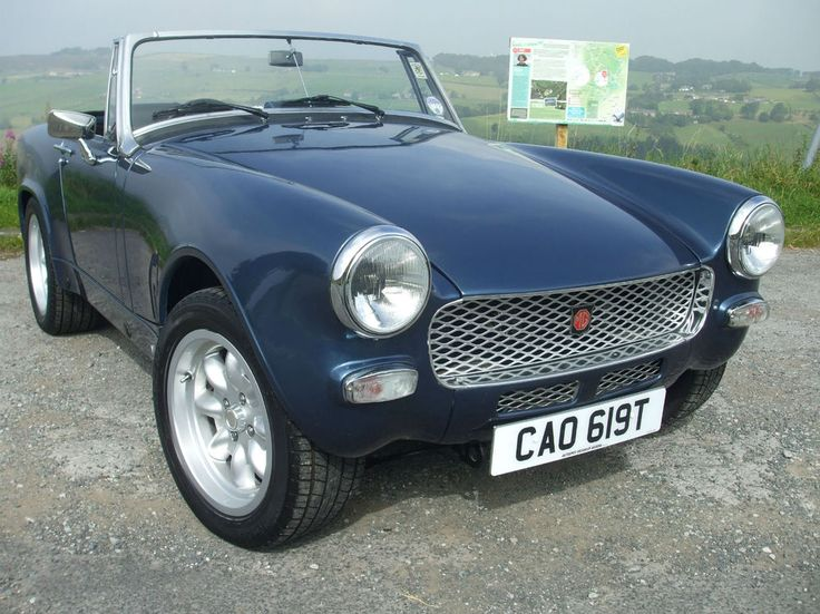 1979 t reg MG Midget 1.5 low miles 55000 fully restored wide arch model met blue in Cars, Motorcycles & Vehicles, Classic Cars, MG | eBay