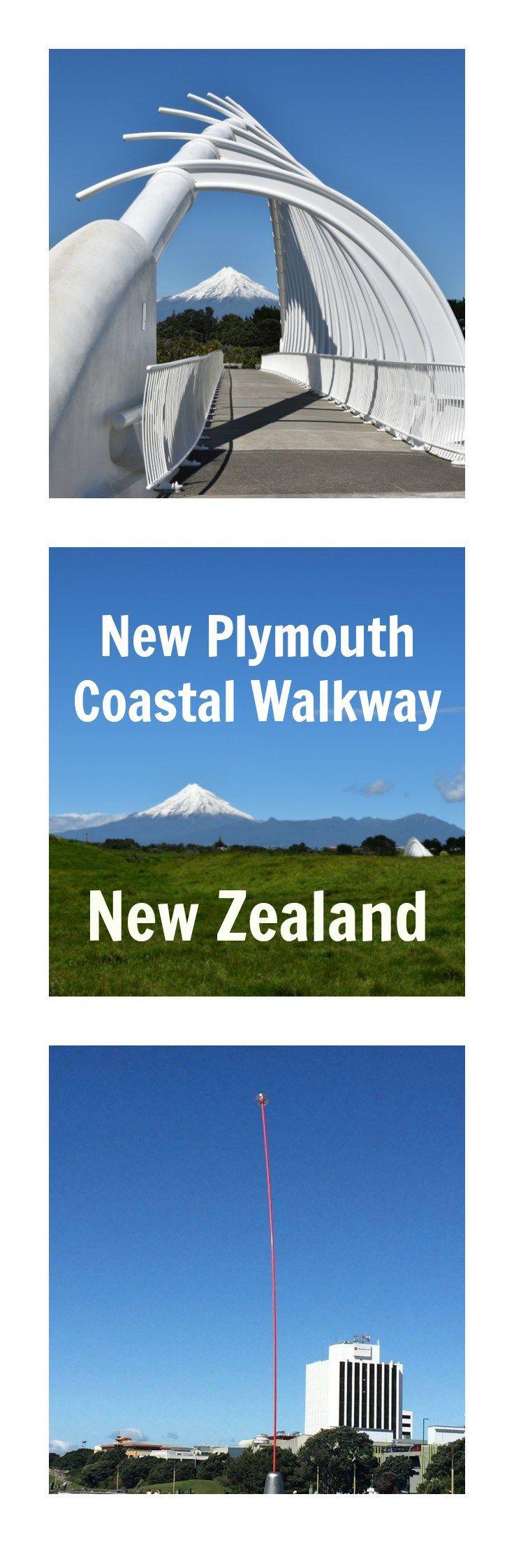 New Plymouth, New Zealand   Coastal Walking or Biking Trail   Mount Taranaki   Top Places to Visit
