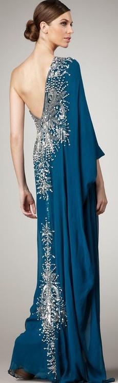 Naeem Khan Qartheen gown ♥✤   Keep the Glamour   BeStayBeautiful