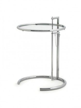 Eileen Gray Adjustable Table E 1027