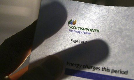 Scottish #Power to cut prices by 3.3%