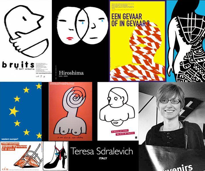 12 Amazing Women Designers !   Graphic Art News
