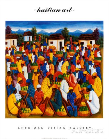 Haitian Art Posters by Andre Pierre at AllPosters.com