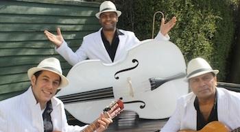 Havana Club Trio Wedding Band