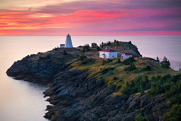 Grand Manan, New Brunswick (pic by Kyle McDougall) - One of our favourite all time places to camp.