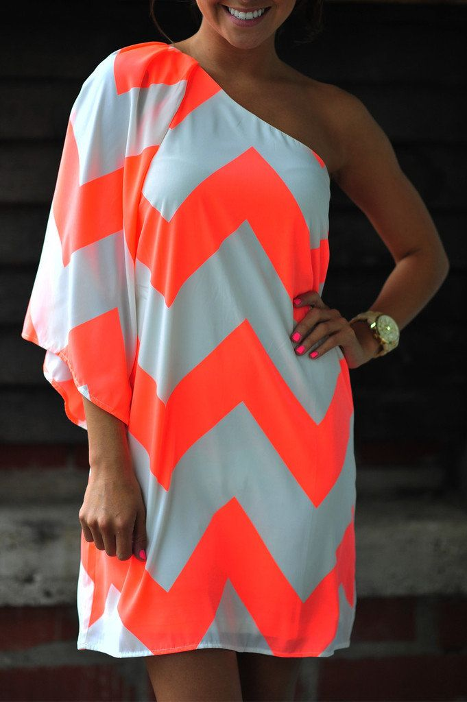 18 best images about One shoulder dresses on Pinterest | Chevron ...