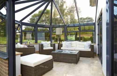 24 best verandas images on Pinterest Arquitetura, Landscaping and - store exterieur veranda prix