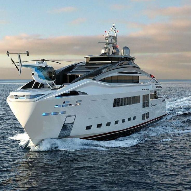 Luxury Mega Yachts 15 Best Photos