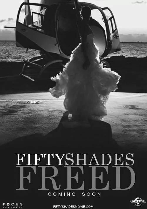 Fifty shades freed @lilyslibrary #freed