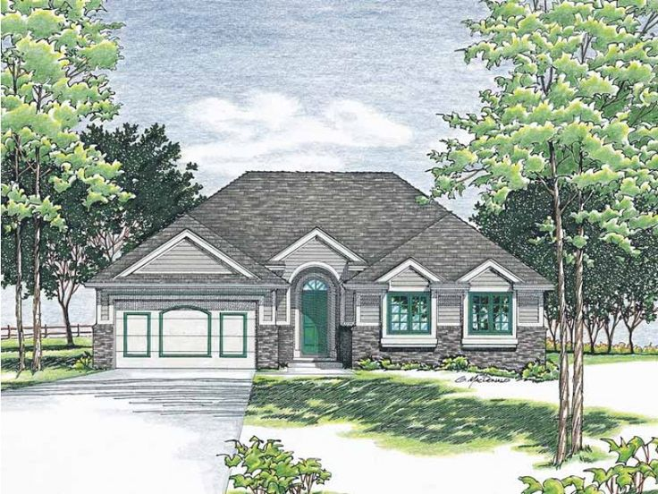 Eplans cottage house plan world of wonder 1339 square for Eplans cottage house plan