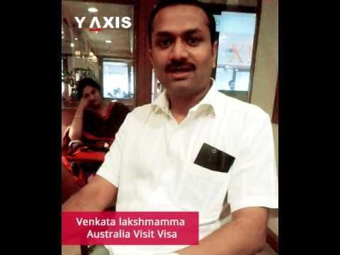 Venkata Lakshmamma  Reviews Australia Visit Visa Aarti S