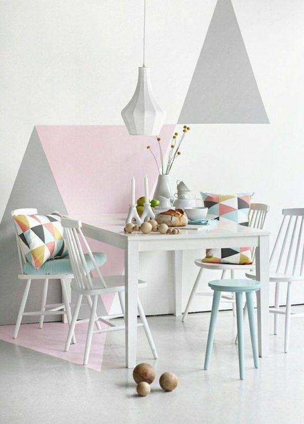 Farbtafel Wandfarbe   Wählen Sie Die Richtigen Schattierungen