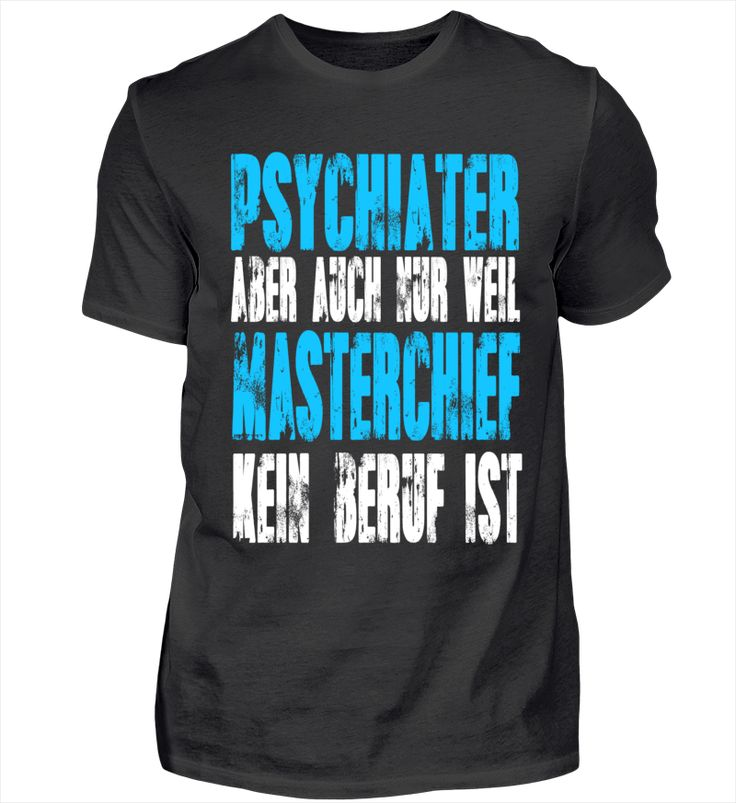 Psychiater statt Masterchief