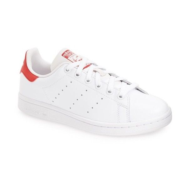 Women\u0027s Adidas Stan Smith Sneaker (\u20ac63) ? liked on Polyvore featuring shoes,